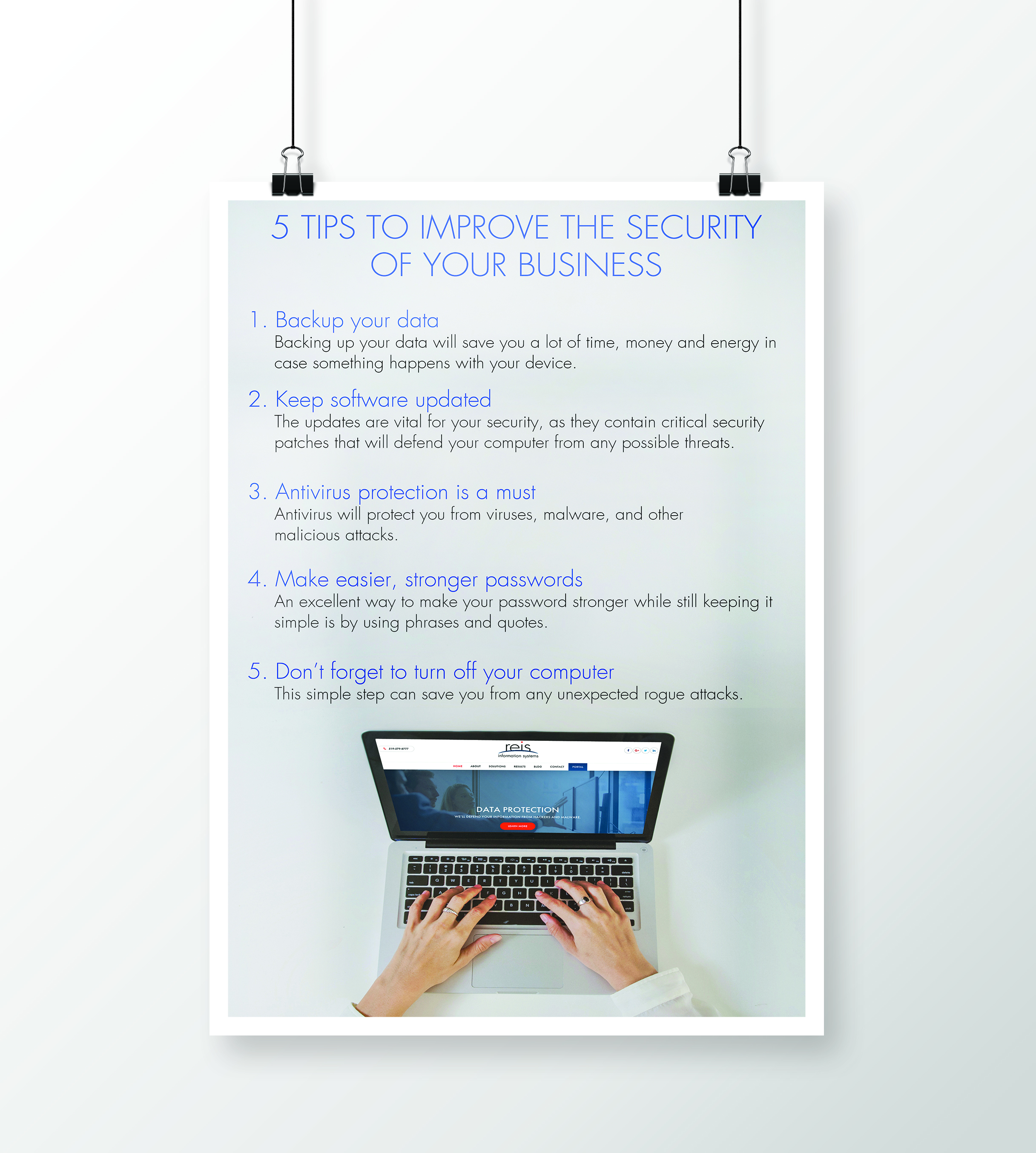 5 Security Tips