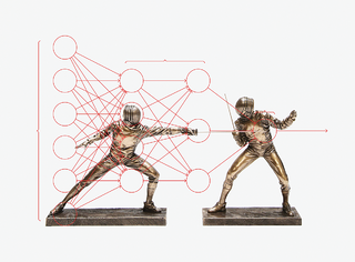 Dueling Neural Networks
