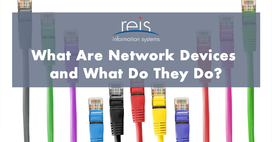Network Devices Explained