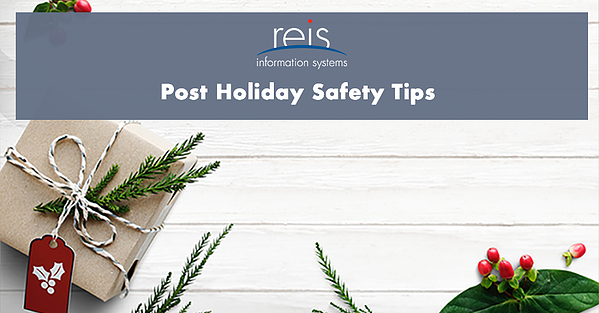 post holiday safety tips