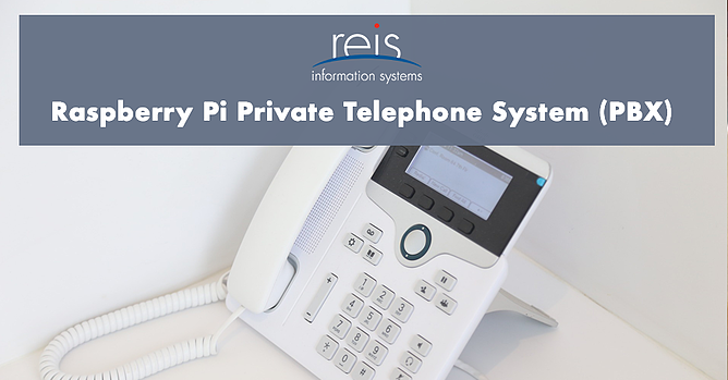 raspberry pi private telephone system