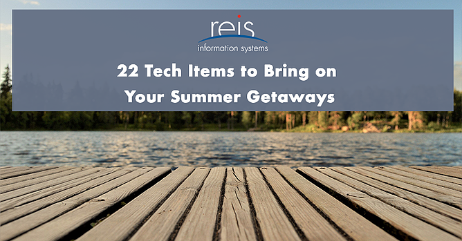 tech items for summer